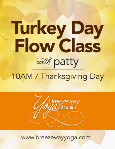 ThanksgivingDay-Class-flyer