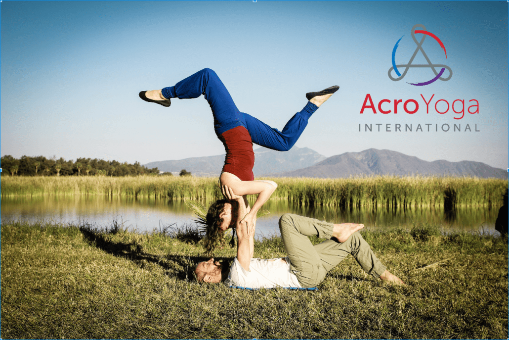 Beginner AcroYoga with Rebekah Luhrs @ Breezeway Yoga Studio | Knoxville | Tennessee | United States